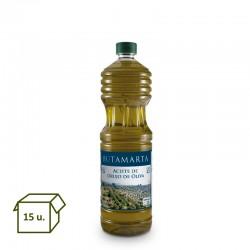Aceite de Orujo de Oliva PET 1L (15ud.)