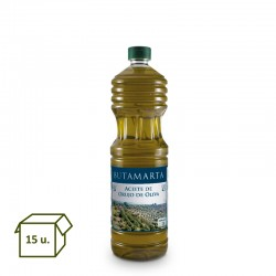 Pomace Olive Oil PET 1L (15un.)