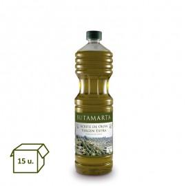 Aceite Oliva Virgen Extra PET 1L (15ud.)
