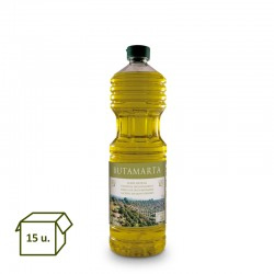 Intense Olive Oil PET 1L (15un.)