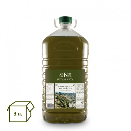 Extra Virgin Olive Oil PET 3L (3un.)