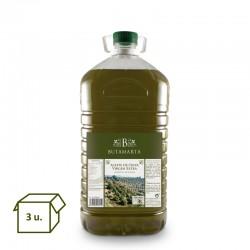 Aceite Oliva Virgen Extra PET 3L (3ud.)