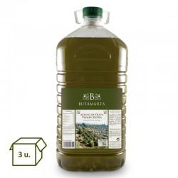 Aceite Oliva Virgen Extra PET 5L (3ud.)