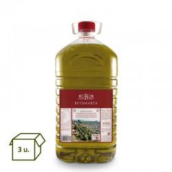 Aceite de Oliva Suave PET 3L (3ud.)
