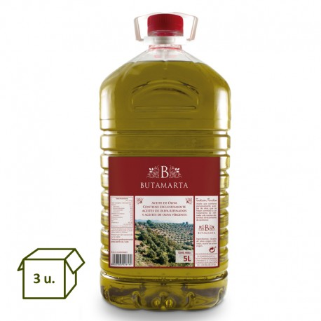 Mild Olive Oil PET 5L (3un.)