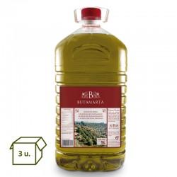 Aceite de Oliva Suave PET 5L (3ud.)