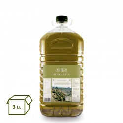 Intense Olive Oil PET 3L (3un.)