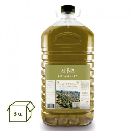 Intense Olive Oil PET 5L (3un.)