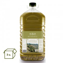 Intense Olive Oil PET 5L (3un.)