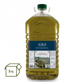 Pomace Olive Oil PET 5L (3un.)