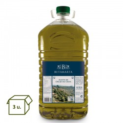 Pomace Olive Oil PET 5L (3un.)
