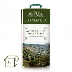 Aceite Oliva Virgen Extra Lata 5L (4ud.)