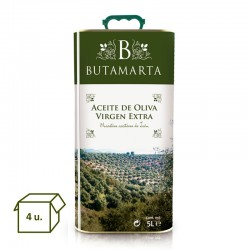Extra Virgin Olive Oil, 5L Tin (4un.)