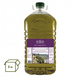 Virgin Olive Oil PET 5L (3un.)